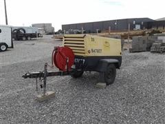 2006 Atlas Copco Portable Air Compressor