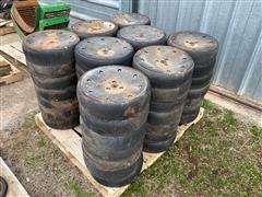 "John Deere 15"" Press Wheels"