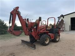 2011 DitchWitch RT80 4X4X4 Trencher