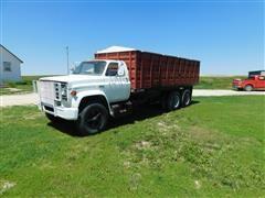 1974 GMC M6500 Grain Truck W/Tandem Drive Axles
