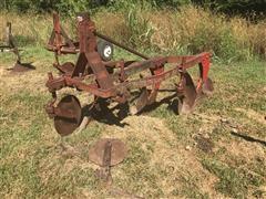 Massey Ferguson 3 Bottom Plow