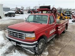 1997 Ford F-350 Service Truck