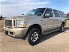 2004 Ford Excursion Limited 4x4 SUV