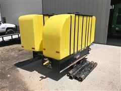 2012 Demco Side Quest Saddle Tanks