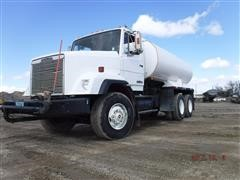 1990 Freightliner FLD120 T/A Water Truck