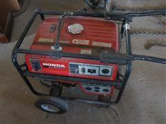 Honda EB 5000 Gas Generator