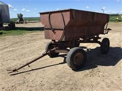 Wagon And Endgate Seeder