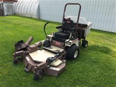 2009 Grass Hopper 620 Lawn Mower