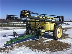 2006 Bestway Field-Pro IV 1600-Gallon Pull-Type Sprayer