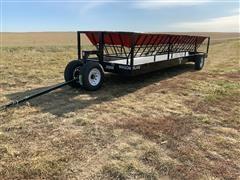 2019 Industrias America 82R Hay/Silage Feeder Wagon