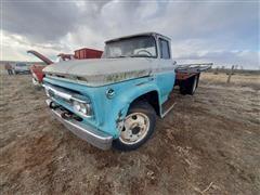 1960 GMC S/A Grain Truck