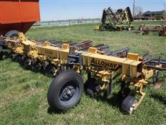 Alloway Rau 2065 8R30 Row Crop Cultivator