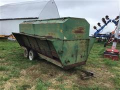 Cox Feed Wagon