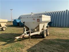 1987 Willmar Super 500 T/A Fertilizer Spreader