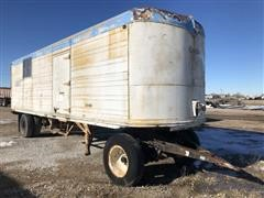 1952 American Enclosed Storage S/A Trailer
