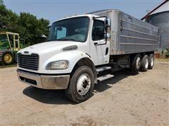 2004 Freightliner Business Class M2 Tri/A Grain Truck