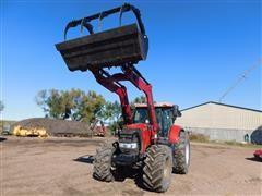 2015 Case International Puma 165 CVT MFD Tractor