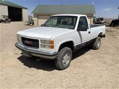 1998 GMC K1500 4WD Pickup