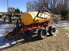 Century 500-Gal Pull-Type Sprayer