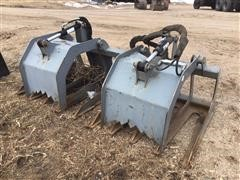 2017 Hawz Heavy Duty Tine Grapple
