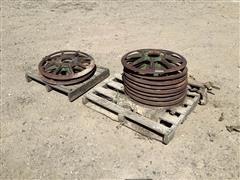 John Deere Beet Lifter/Digger Wheels