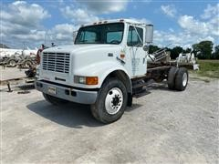1997 International 4700 S/A Cab & Chassis