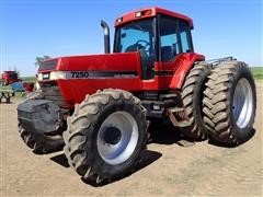 1996 Case IH 7250 MFWD Tractor