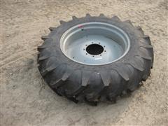 Hagie Rim with Tire