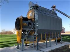 GSI 11141L Continuous Flow Grain Dryer