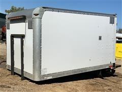 Supreme D0501801 8'X12' Enclosed Cargo Body