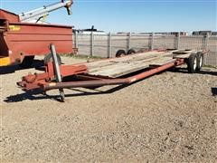 Donahue T/A Flatbed Trailer