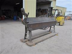 Chicago Manual Steel Bending Brake