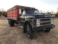 1967 Chevrolet 50 Grain Truck