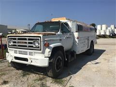 1985 GMC 7000 Fuel Truck