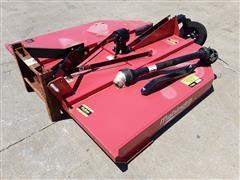 Mahindra 6' Rotary Mower