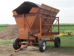 Richardson Manufacturing, Company 1200 Side Dump Wagon