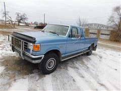 1990 Ford F250 XLT Super Cab Pickup