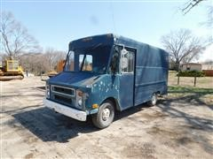1982 Chevrolet P30842 Step Van