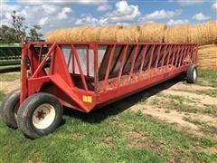 Notch Feeder Wagon