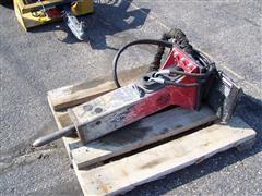 2012 Atlas Copco RX2 Hydraulic Hammer/Breaker
