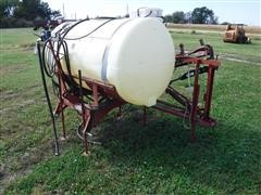 Kuker 3-Pt Mounted Sprayer