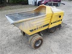 Wacker WB 16 Concrete Buggy/Power Buggy/Power Wheel Barrow