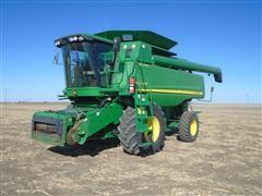 2008 John Deere 9770 Combine