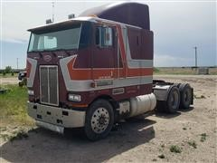 1985 Peterbilt 362 Cabover T/A Truck Tractor