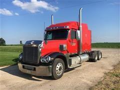 2013 Freightliner Coronado Pre-Emission T/A Truck Tractor
