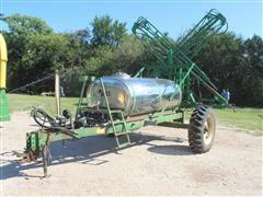 Great Plains 750 Pull Type 2 Wheel Sprayer