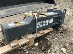 2019 Mustang HM150 Hydraulic Hammer Excavator Attachment