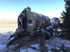 Clay 2250 Manure Wagon