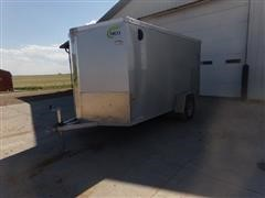 2016 Neo S/A Enclosed Trailer