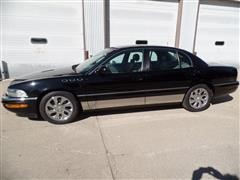 2004 Buick Park Avenue Ultra 4 Door Sedan